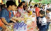 Lục Nam: Sôi nổi Ngày hội học sinh tiểu học