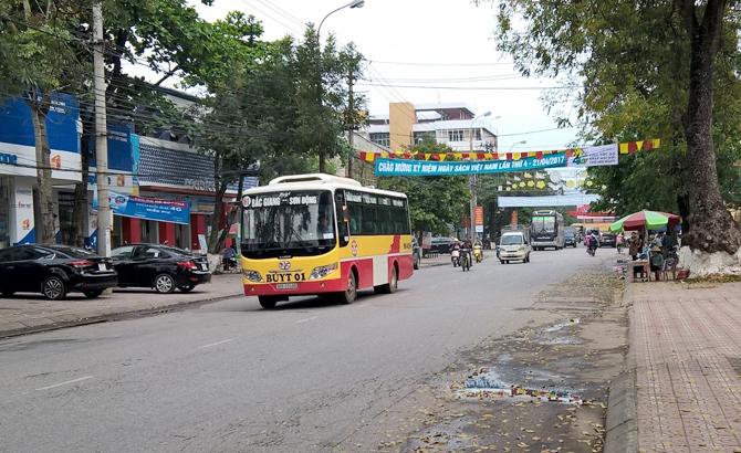 Công ty, cổ phần, Xe khách, Bắc Giang, hơn 18 tỷ đồng, đổi mới, phương tiện, vận tải