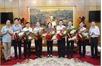 """Bắc Giang: Trao Kỷ niệm chương """"Vì sự nghiệp văn hóa, thể thao và du lịch"""""""