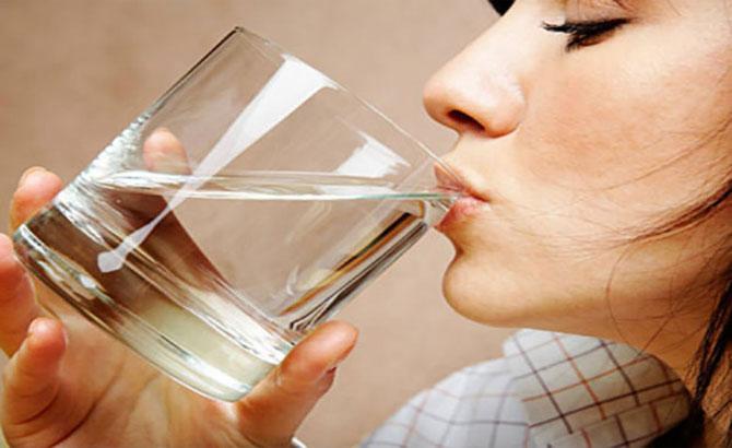 Lý do để thay thế tất cả đồ uống khác bằng nước