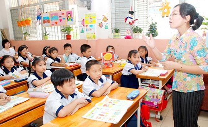 Tháng 4-2018 có sách giáo khoa mới lớp 1 và lớp 6