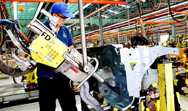4 tháng, giải ngân vốn FDI ước đạt 4,8 tỷ USD