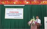 TP Bắc Giang: Khai giảng lớp Trung cấp lý luận chính trị - hành chính khóa IX