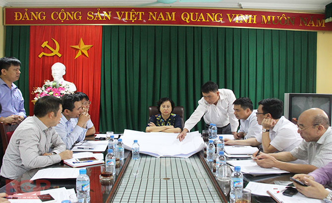 Efforts made to complete land clearance of southern Bac Giang city urban area