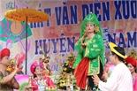 Văn hóa tâm linh hát văn hầu đồng ở Lễ hội đền Suối Mỡ