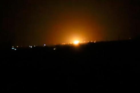 Syria cáo buộc Israel không kích sân bay Damascus