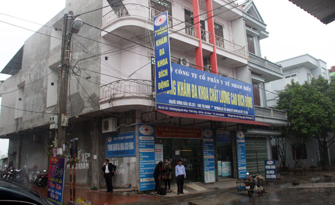 Sở Y tế Bắc Giang chấn chỉnh hoạt động khám sức khỏe