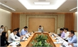 Deputy PM chairs meeting on ODA and preferential loans use
