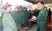 Bảo tàng Quân đoàn 2 - Ghi dấu những chiến công