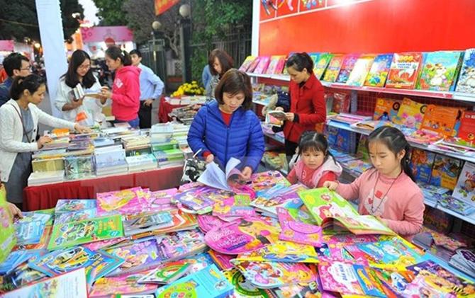 Phố sách Hà Nội sẽ khai trương ngày 1-5