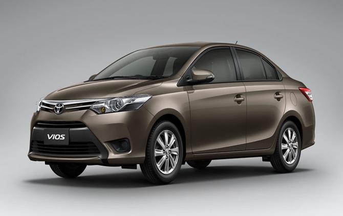 Toyota xuất xưởng 400 nghìn xe ô tô tại Việt Nam