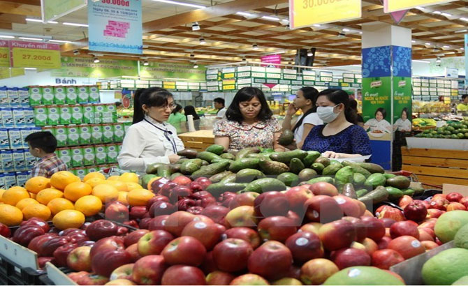 Consumer price index unchanged in April