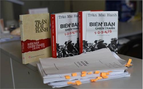 """""""Biên bản chiến tranh 1-2-3-4.75"""": Ranh giới giữa văn học và báo chí đã bị xóa nhòa"""