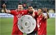 Bayern Munich lên ngôi sớm ba vòng đấu sau chiến thắng hủy diệt