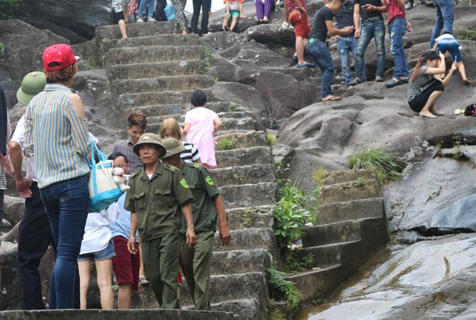 nghỉ lễ, du lịch, Suối Mỡ, Lục Nam