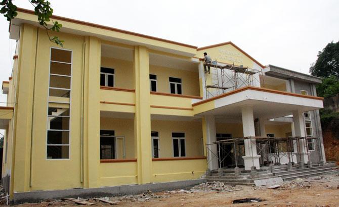 Hơn 2,9 tỷ đồng xây dựng Nhà văn hóa xã Tiên Sơn