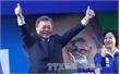 Ứng cử viên Tổng thống Hàn Quốc theo đường lối tự do vẫn dẫn đầu