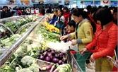 Mỗi ngày, Big C bán khoảng 200 kg rau an toàn Đa Mai