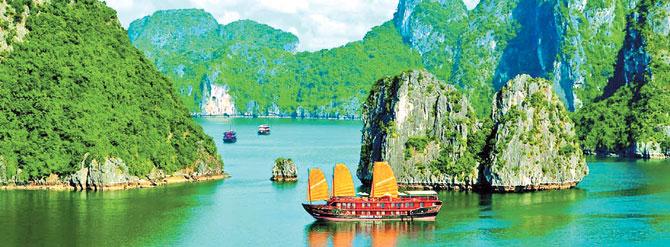 10 địa danh, du lịch, đẹp nhất, Việt Nam