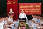 Tập trung giải phóng mặt bằng những dự án lớn ở phường Xương Giang
