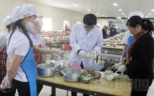 Xử phạt ba doanh nghiệp vi phạm vệ sinh an toàn thực phẩm