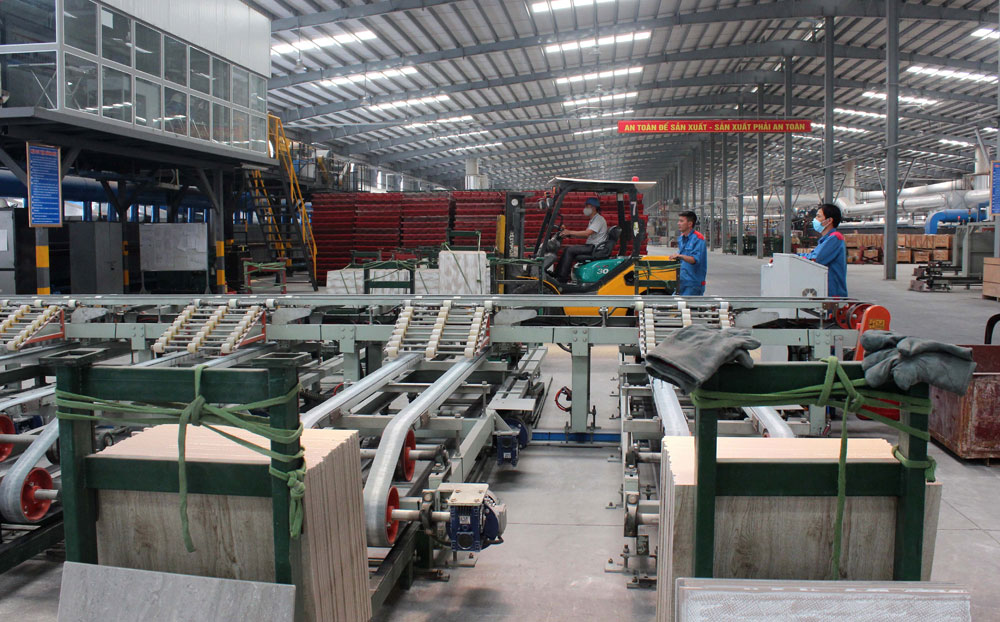 Bac Giang lures large enterprises