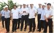 Phó Chủ tịch Thường trực UBND tỉnh Lại Thanh Sơn: Đẩy nhanh tiến độ thi công cầu Đồng Sơn