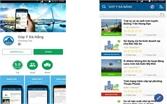 Đà Nẵng: Ra mắt các ứng dụng hỗ trợ qua điện thoại di động