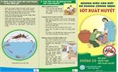 Bộ Y tế yêu cầu tăng cường phòng chống bệnh sốt xuất huyết
