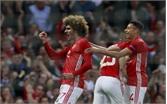 Man Utd vào chung kết Europa League