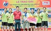 Thể thao thành tích cao Bắc Giang:  Vui nhưng vẫn lo