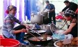 Siết chặt quản lý dịch vụ nấu cỗ thuê