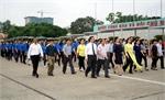 Tuổi trẻ báo Đảng hành trình về nguồn tại Thủ đô Hà Nội
