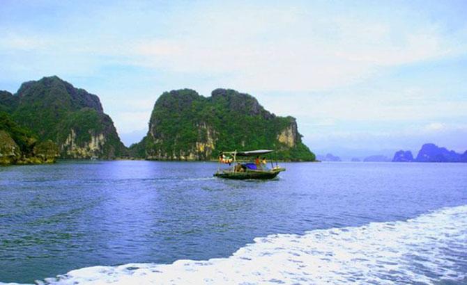 Vịnh Bái Tử Long, điểm du lịch, hấp dẫn