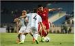 U22 Việt Nam thảm bại 0-5 trước U20 Argentina tại Mỹ Đình