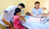 Tư vấn điều trị cho 50 bệnh nhi Bắc Giang nhiễm chì vượt ngưỡng