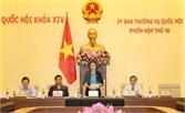 Ủy ban Thường vụ Quốc hội sẽ có ý kiến cho thôi nhiệm vụ với đại biểu Võ Kim Cự