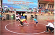 Bắc Giang xếp thứ Nhì toàn đoàn tại Giải vô địch đẩy gậy toàn quốc lần thứ XI