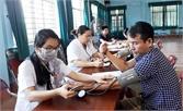 Phường Hoàng Văn Thụ (TP Bắc Giang): Tiếp nhận 40 đơn vị máu an toàn