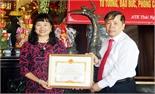 Bí thư Đảng ủy phường 28 lần hiến máu