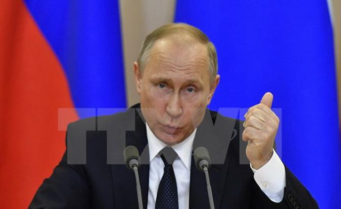 Tổng thống, Vladimir Putin, quan hệ, Nga-EU, không bình thường