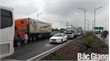 Va chạm giao thông liên hoàn trên cao tốc Hà Nội – Bắc Giang gây ùn tắc cục bộ