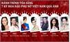 Khởi động cuộc thi Hoa khôi Phụ nữ Việt Nam qua ảnh 2017