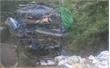 Hòa Bình: Xe tải đâm vào vách núi, 3 người thương vong