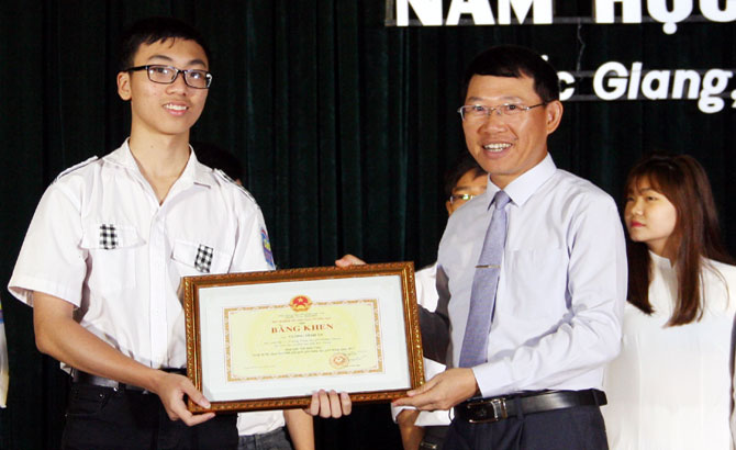 Giải pháp, nâng cao, chất lượng, giáo dục, mũi nhọn, Bắc Giang