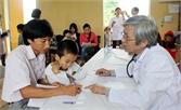 Tư vấn, định hướng điều trị  cho 50 bệnh nhi nhiễm chì