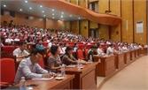 """Bắc Giang: Hội nghị trực tuyến chuyên đề """"Học tập và làm theo tư tưởng, đạo đức, phong cách Hồ Chí Minh"""" năm 2017"""