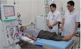 Bệnh viện Đa khoa Yên Thế đưa vào hoạt động máy chạy thận nhân tạo