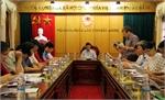 Thống nhất nội dung chương trình kỳ họp thứ 3, HĐND tỉnh khóa XVIII
