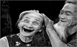Hạnh phúc tuổi già